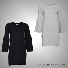 Ladies Branded Jacqueline De Yong Stylish Loopback Sweater Dress Size 8 10 12 14