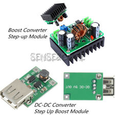 600W  DC10-60V to 12-80V Boost Converter Step-up Module Car Power Supply 500mA S