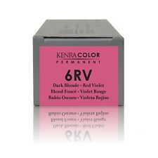 kenra color Nivel 6 Color Permanente Cabello 85g