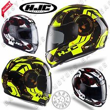 CASCO INTEGRALE DONNA LADY BAMBINO MOTO HJC FULL FACE CL-Y SIMITIC VARI COLORI