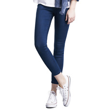 Skinny Pants Plus Size Casual Women Jeans Slim Stretch Cotton Denim Trousers
