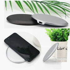 Fast Qi Wireless Charging Charger Pad Stand Dock For Samsung Galaxy S8 iPhone X