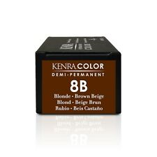 kenra color Nivel 8 DEMI – Color Permanente Cabello 58.2g