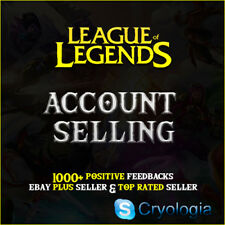 League of Legends - Account Store - God Quality ✔ Trusted ✔ Cheap ✔ Support ✔