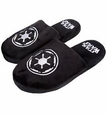 Official Star Wars Galactic Empire Slip On Slippers