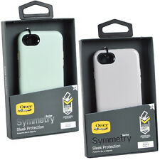 New Genuine OtterBox Symmetry Series iPhone 8 Tough Slim Case Cover For iPhone 7