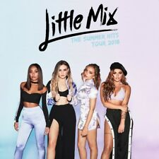 #B LITTLE MIX TOUR 2018 iron-on transfer. A4 or A5 Perfect for T-Shirts