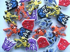 SHOE CHARMS - (B7) - CUTE CARTOON CHARACTERS - inspired by ROBOTS IN DISGUISE