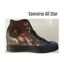 CONVERSE ALL STAR MID LUX ZEPPA ALTA SNEAKERS DONNA 559048C