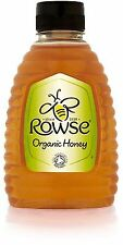 Rowse Organic Squeezy Honey 340g