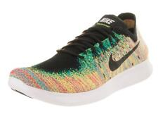 Mens Nike Free Rn Flyknit 2017 Running Trainers 880843 005