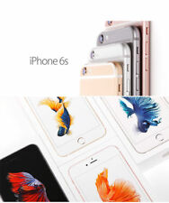 APPLE IPHONE 6S  64/128GB - FACTORY UNLOCKED SIM FREE -GOLD SILVER GREY ROSE