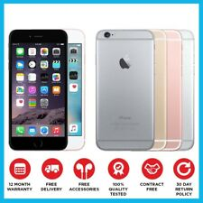Apple iPhone 6 Plus 16GB 64GB 128GB Unlocked Sim Free Refurbished Smartphone-*-