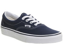 Mens Vans Era Trainers NAVY NAVY Trainers Shoes