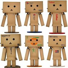 Cartoon Figure Revoltech Danbo Danboard Amazon Pepsi Logo Japan Box Version