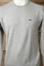 Lacoste AH2995-00 Crewneck CCA Silver Chine AW17