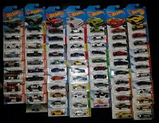 2017-2018 Hot Wheels CREATE YOUR OWN LOT ~ REGULARLY UPDATED ~ PRICE DROP! SAVE!
