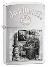 Zippo Jack Daniels Series 4 of 7 Limited Edition  - pers. Gravur möglich