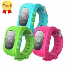 Smart Watch GPS Smart Watch SOS Call Location Finder Locator Tracker for Child