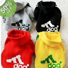 Dog Clothes For Winter Warm Clothes Small Medium Big Dog Pet Coat Sport Cotton