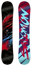 SALOMON DONNA SNOWBOARD- Rumble PESCI All-Mountain FREESTYLE ibrida Camber 2017
