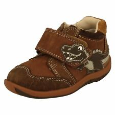 Boys Clarks Saurus Rex First Shoes