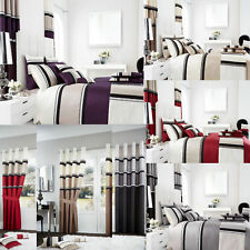 Panama New Luxury Duvet Cover Sets Fully Lined Curtains/Cushion Covers Door