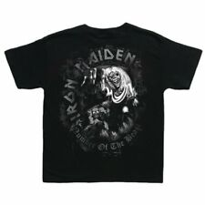 Iron Maiden Baby T-Shirt - Number of the Beast - Official Iron Maiden Tee