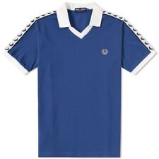 Fred Perry Taped Pique Polo M2542 641 Polo