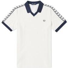 Fred Perry Taped Pique Polo M2542 129 Polo