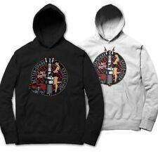 Sudadera Capucha Hombre Hoodie SPEED BETTER Spark COCHE OLDTIMER VINTAGE