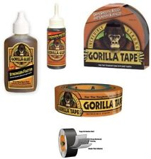 GORILLA GLUE MULTI PURPOSE SUPER GLUE WATERPROOF GLUE ADHESIVE BOND *FREE P&P*