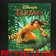 PANINI TARZAN SINGLE STICKERS (1999) BUY 4 GET 10 FREE