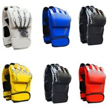 MMA Boxing Gloves UFC Punch Bag Fight Muay Thai Training Martial Arts Grappling