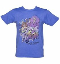 Official Men's Jem And The Holograms Band T-Shirt