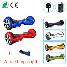 """6.5"""" Scooter Eléctrico Patinete Self Balance Balancing Board Skate Overboard"""