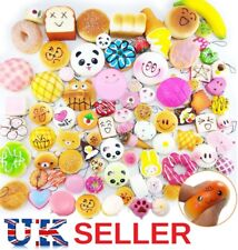 Jumbo Slow Rising Squishies Scented Charms Kawaii Squishy Squeeze Toy Keychain
