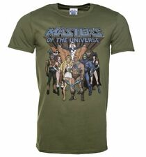 Official Men's He-Man and She-Ra Masters of the Universe T-Shirt