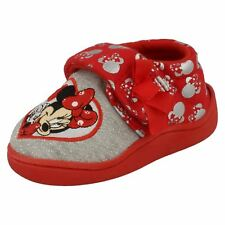 Girls Disney Minnie Mouse Casual Slippers 'Strand'