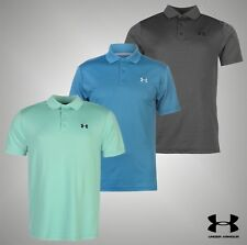 Mens Genuine Under Armour Lightweight Performance Polo Shirt Top Size S-XXL