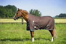 % % % Equi Theme TYREX 1200 D High Neck Weidedecke Winterdecke 300 g % % %