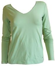 Tommy Hilfiger . Suéter , t - camisa , verde , mujer . Talla talla : XS- S