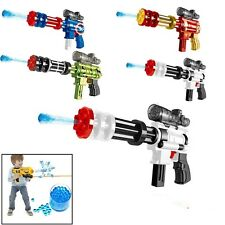 Water Crystal Aqua Beads Bullet Shotgun Pistol for Childrean Christmas Toy Gift