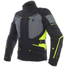 Giacca moto Dainese Carve Master 2 gore-tex black ebony fluo yellow