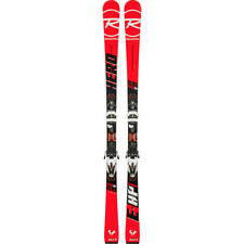 ROSSIGNOL SKI HERO ELITE HP + FIXATIONS NX 12 KONECT DUAL WTR B80 BLACK WHITE