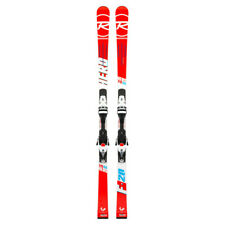ROSSIGNOL SKI HERO FIS GS (R21 RACING) + FIXATION  SPX 12 ROCKERFLEX WHITE ICON