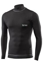 SIXS T-SHIRT INTIME PULL À COL HAUT MANCHES LONGUES TS4 PLUS SKI SNOWBOARD
