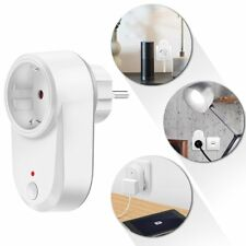 10pcs WiFi Wireless Smart Timer EU Plug Socket Alexa Google App Remote Control