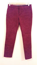 Banana Republic - Maroon Ankle Trousers
