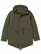 GIACCA CARHARTT CLASH PARKA CYPRESS/VERDE